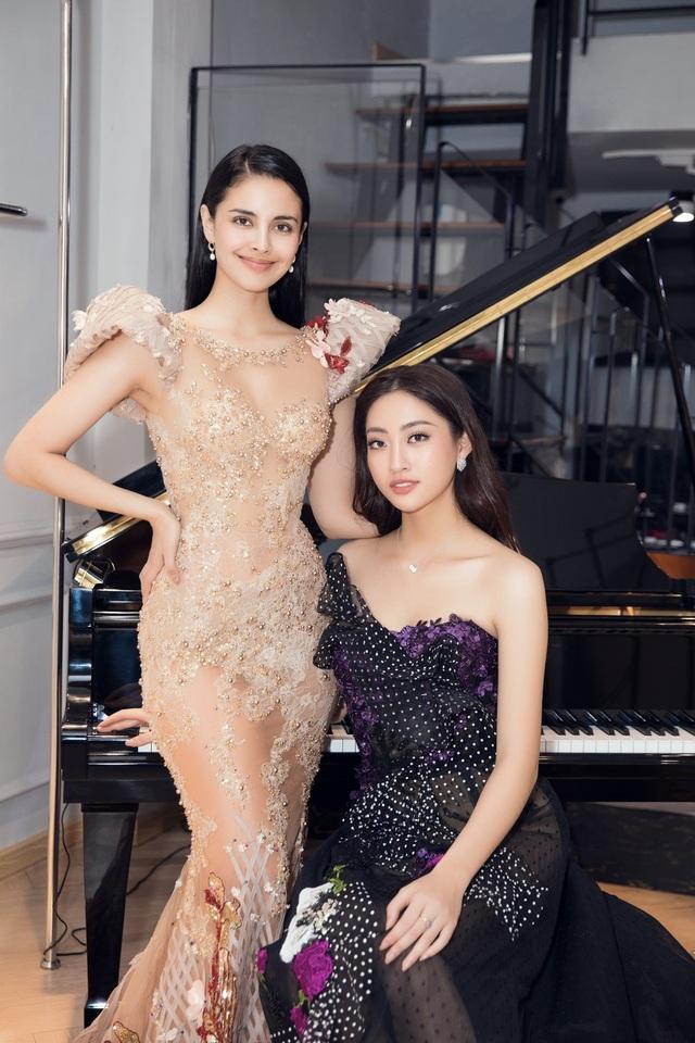Hoa hậu Thế giới Megan Young đọ sắc cùng Lương Thùy Linh - 5