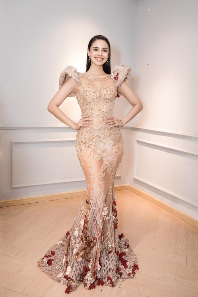 Hoa hậu Thế giới Megan Young đọ sắc cùng Lương Thùy Linh - 3