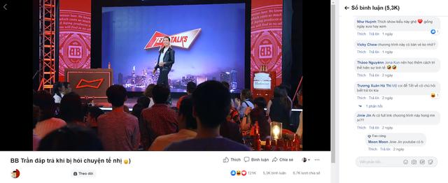 Budweiser cùng BB Trần tung show hài độc thoại, khuấy động không khí mùa Tết - 2