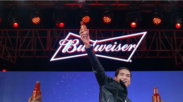 Budweiser cùng BB Trần tung show hài độc thoại, khuấy động không khí mùa Tết - 3
