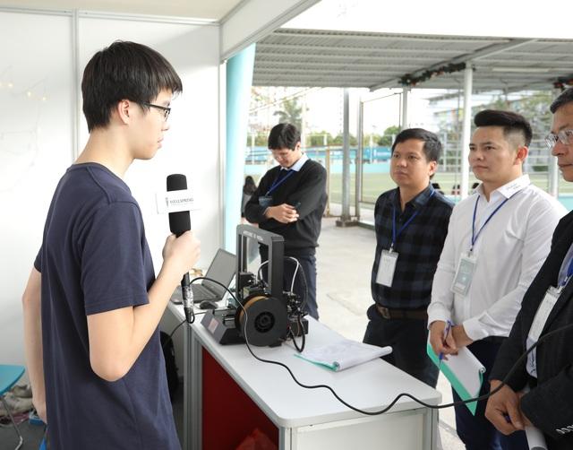 Ngạc nhiên với nhiều sản phẩm xuất sắc của học sinh tạicuộc thi Sáng tạo số - WeTech - 3