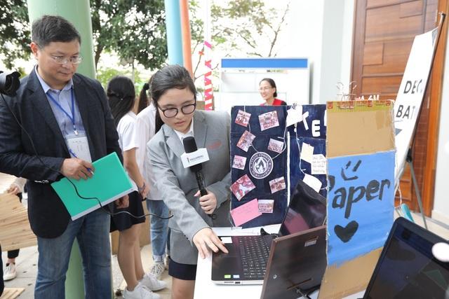 Ngạc nhiên với nhiều sản phẩm xuất sắc của học sinh tạicuộc thi Sáng tạo số - WeTech - 2