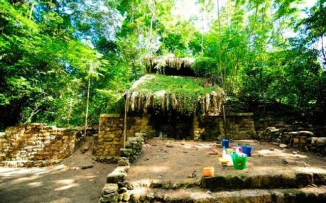 Phát hiện cung điện 1000 năm tuổi của giới thượng lưu - 1