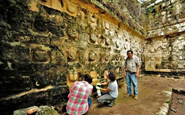 Phát hiện cung điện 1000 năm tuổi của giới thượng lưu - 3