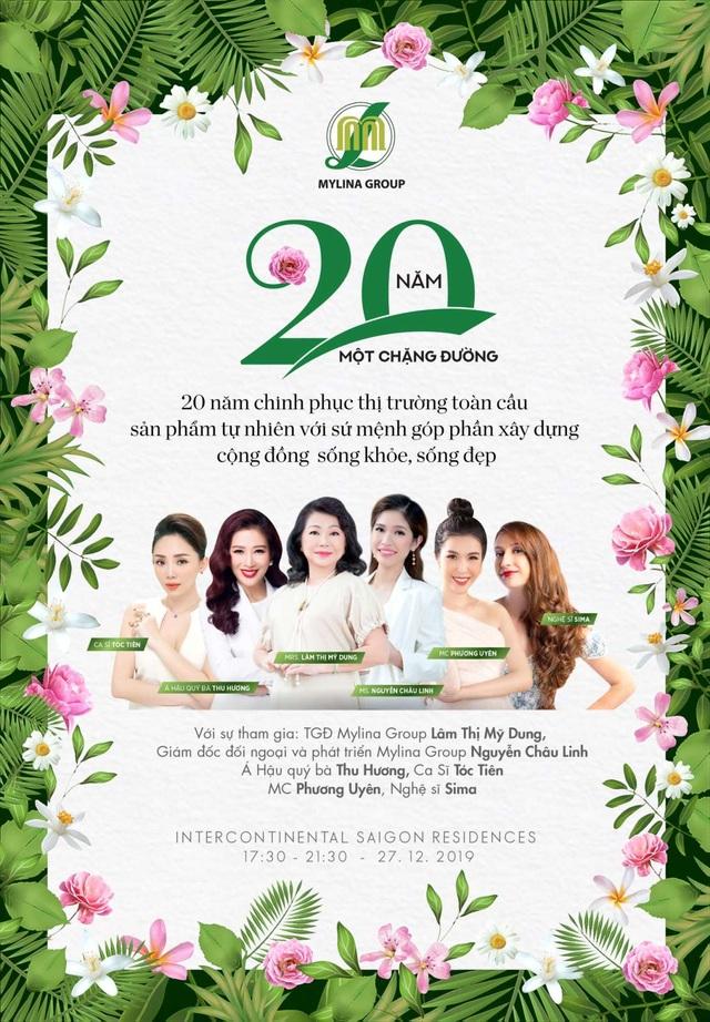 Mylina Group kỉ niệm 20 năm 1 chặng đường - 2