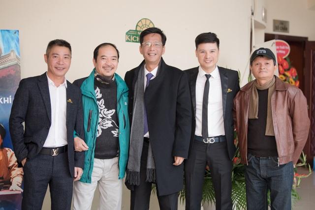 """Dàn """"Táo Quân"""" hội ngộ các thế hệ vàng của làng sân khấu Hà Nội - 11"""