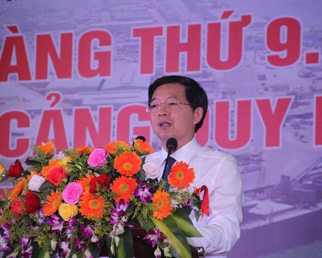 Cảng Quy Nhơn lập kỷ lục mới sau khi về sở hữu nhà nước - 2