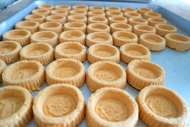 Làng bánh in truyền thống An Lạc nhộn nhịp vào vụ Tết - 4