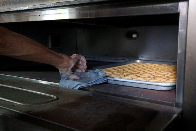 Làng bánh in truyền thống An Lạc nhộn nhịp vào vụ Tết - 5