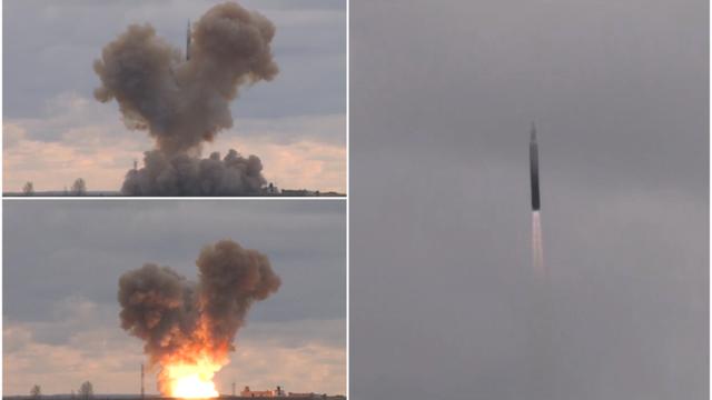 """Tên lửa siêu thanh """"xuyên thủng mọi lá chắn"""" chính thức vào biên chế Nga - 1"""