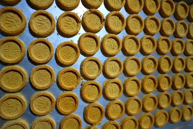 Làng bánh in truyền thống An Lạc nhộn nhịp vào vụ Tết - 6