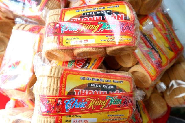Làng bánh in truyền thống An Lạc nhộn nhịp vào vụ Tết - 8