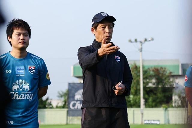 HLV U23 Thái Lan nhận tin không vui trước VCK U23 châu Á - 1