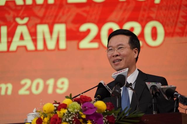 Trưởng Ban Tuyên giáo TƯ: Nâng cao vai trò lãnh đạo của Tổ chức Đảng trong cơ quan báo chí - Ảnh minh hoạ 3