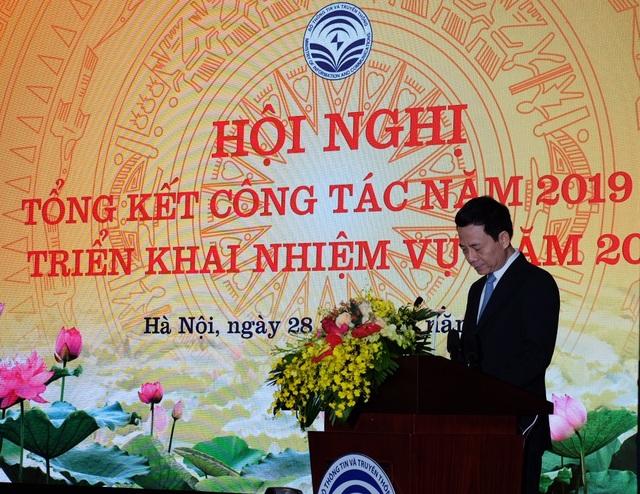 Doanh thu Công nghiệp ICT năm 2019 ước đạt 110 tỷ USD, giữ vững top 10 xuất khẩu chủ lực của Việt Nam - 1