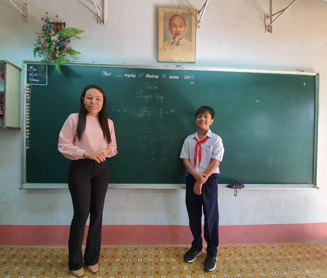 Cậu bé dân tộc Chăm đạt giải Nhì cuộc thi Toán trí tuệ Quốc tế - 3