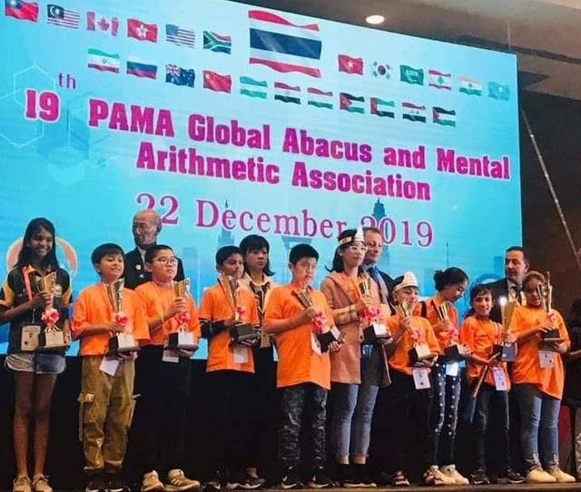 Cậu bé dân tộc Chăm đạt giải Nhì cuộc thi Toán trí tuệ Quốc tế - 1