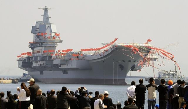 Điểm yếu kìm hãm tham vọng tàu sân bay của Trung Quốc  - 1