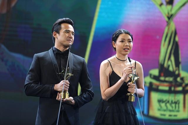 Nữ cascaduer Trần Thanh Hoa đạt giải Nữ diễn viên phụ xuất sắc nhất Ngôi Sao Xanh - 10