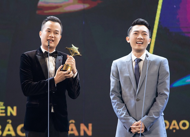 Nữ cascaduer Trần Thanh Hoa đạt giải Nữ diễn viên phụ xuất sắc nhất Ngôi Sao Xanh - 8