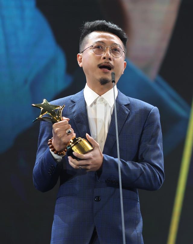Nữ cascaduer Trần Thanh Hoa đạt giải Nữ diễn viên phụ xuất sắc nhất Ngôi Sao Xanh - 5