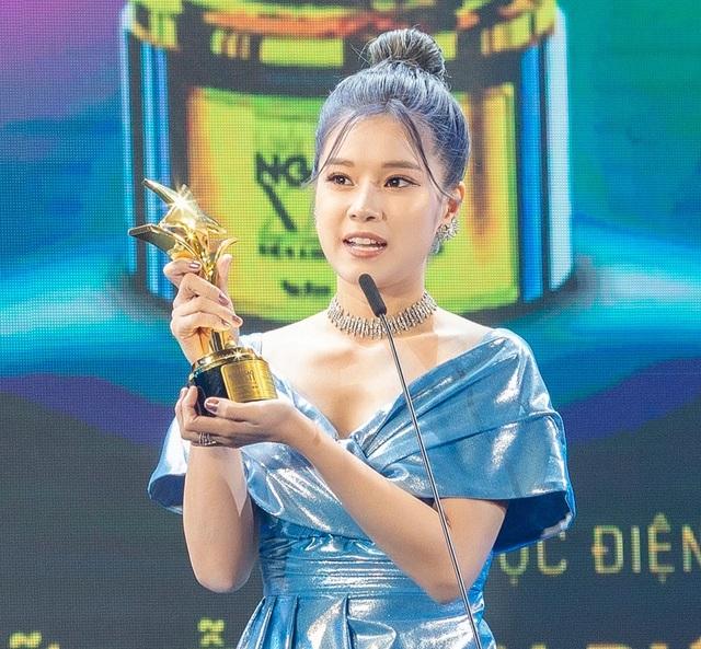 Nữ cascaduer Trần Thanh Hoa đạt giải Nữ diễn viên phụ xuất sắc nhất Ngôi Sao Xanh - 7