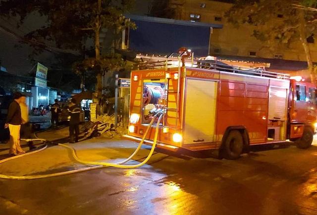 Bộ Công an điều tra vụ cháy homestay làm 2 người nước ngoài tử vong - 1