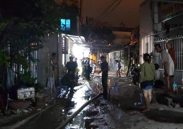 Cháy homestay tại Phú Quốc, 2 người chết, nhiều người bị thương - 1