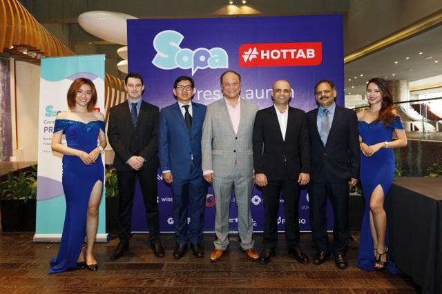 Society Pass chính thức ra mắt bộ đôi ứng dụng dành cho người tiêu dùng và doanh nghiệp tại Việt Nam - 1