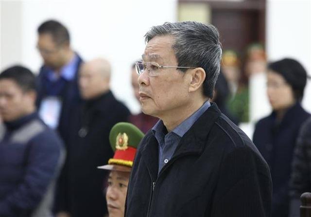 Cựu Bộ trưởng Nguyễn Bắc Son kháng cáo - 1