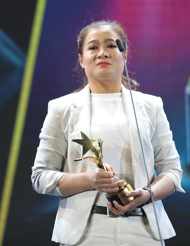 Nữ cascaduer Trần Thanh Hoa đạt giải Nữ diễn viên phụ xuất sắc nhất Ngôi Sao Xanh - 1