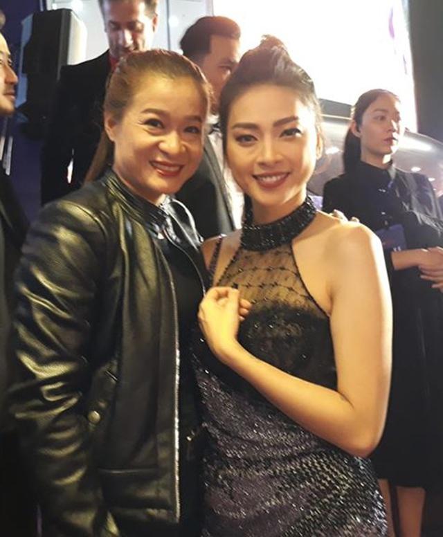 Nữ cascaduer Trần Thanh Hoa đạt giải Nữ diễn viên phụ xuất sắc nhất Ngôi Sao Xanh - 4