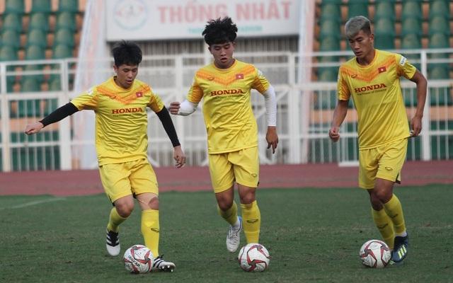 HLV Park Hang Seo loại 3 cầu thủ trước giải U23 châu Á - 1