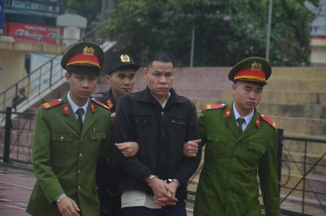 6 người bị tuyên án tử hình do tham gia cưỡng hiếp, sát hại nữ sinh giao gà - 1