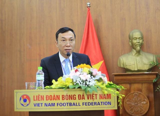 Đại hội VFF khóa 8: Lên kế hoạch dự World Cup 2026 - 2