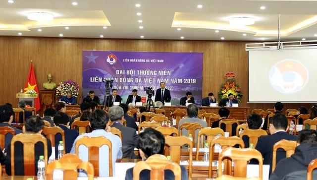 Đại hội VFF khóa 8: Lên kế hoạch dự World Cup 2026 - 1