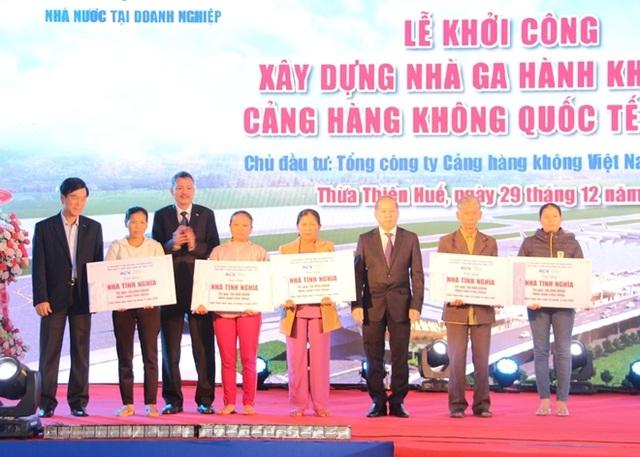 Khởi công nhà ga hành khách T2 sân bay Phú Bài - 3