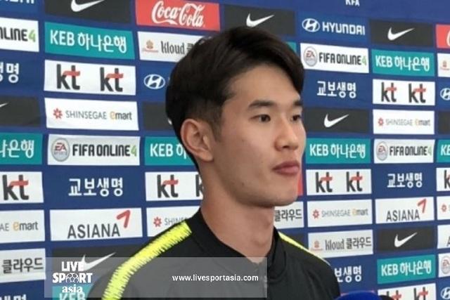 """Ngôi sao U23 Hàn Quốc: """"Chúng tôi không phải tránh U23 Việt Nam"""" - 1"""