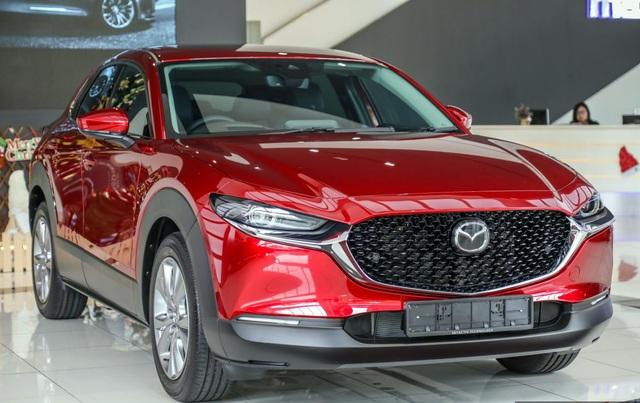 """Diện kiến Mazda CX-30, mẫu crossover """"nhỡ nhàng"""" - 1"""