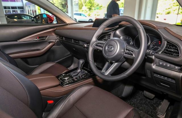 """Diện kiến Mazda CX-30, mẫu crossover """"nhỡ nhàng"""" - 4"""