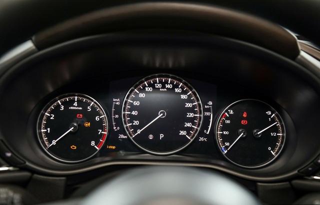 """Diện kiến Mazda CX-30, mẫu crossover """"nhỡ nhàng"""" - 14"""