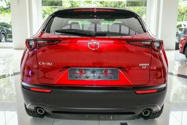 """Diện kiến Mazda CX-30, mẫu crossover """"nhỡ nhàng"""" - 3"""