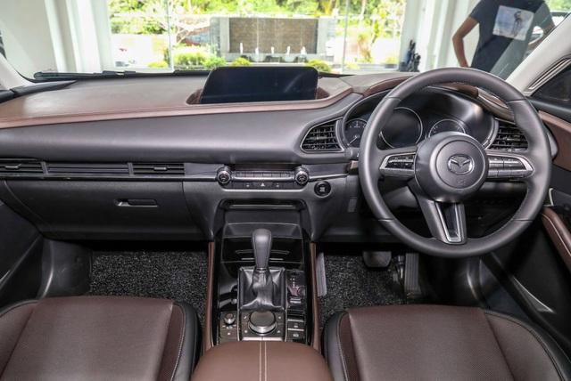 """Diện kiến Mazda CX-30, mẫu crossover """"nhỡ nhàng"""" - 12"""