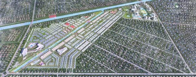 Chính thức mở bán Mekong Centre - Đại đô thị kiểu mẫu đầu tiên tại Sóc Trăng - 1