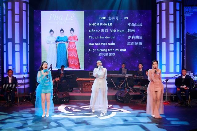 Ngọc Hà, Tào Dương đoạt giải Nhất cuộc thi Tiếng hát hữu nghị Việt - Trung 2019 - 5