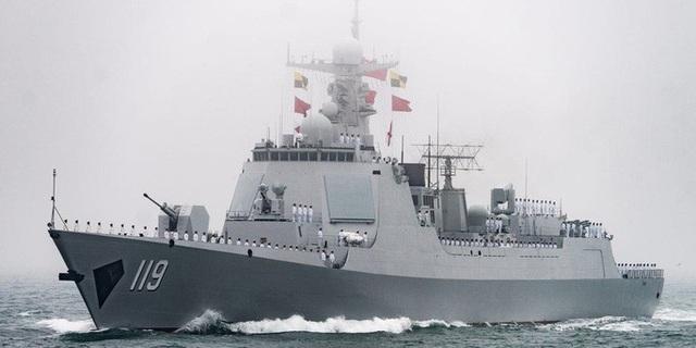 """Mỹ thành lập """"Hạm đội ma"""" đối phó Trung Quốc - 2"""