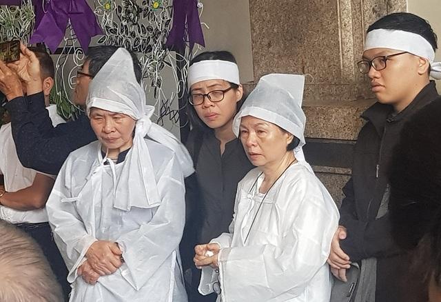 Tiễn biệt nhạc sĩ Nguyễn Văn Tý về nơi an nghỉ cuối cùng - 3