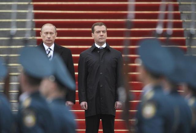 Những dấu ấn trong 20 năm ông Putin chèo lái nước Nga - 10
