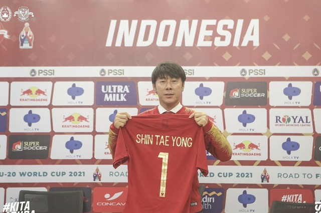 Indonesia chính thức ký hợp đồng với cựu HLV đội tuyển Hàn Quốc