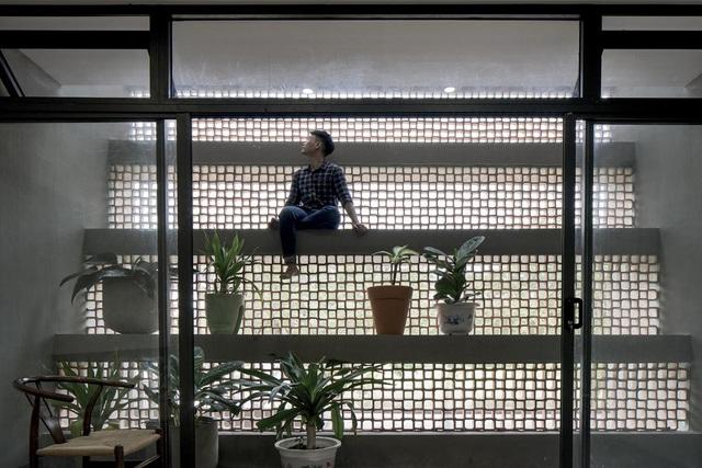 """Cận cảnh căn nhà ở TP HCM lọt """"top"""" những thiết kế ấn tượng thế giới 2019 - 5"""